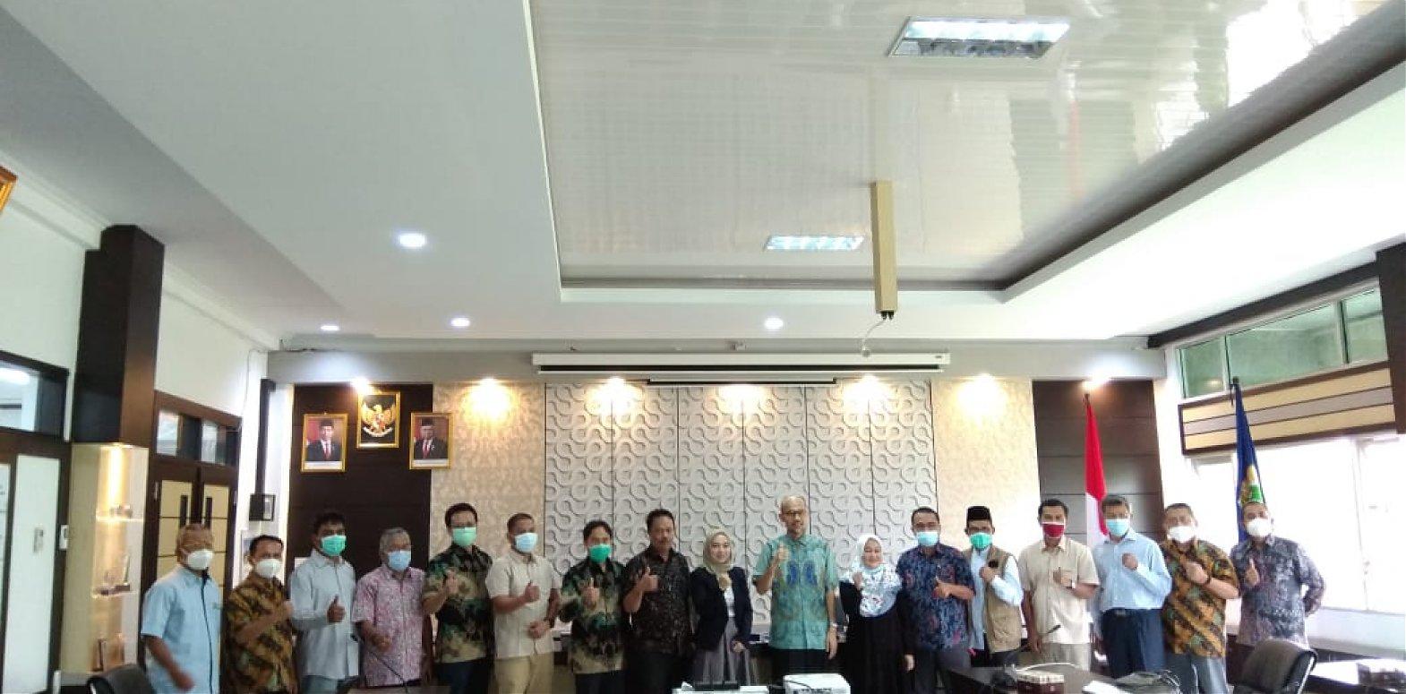 Komisi III DPRD Agam Kunjungi Fakultas Teknik UNAND Padang