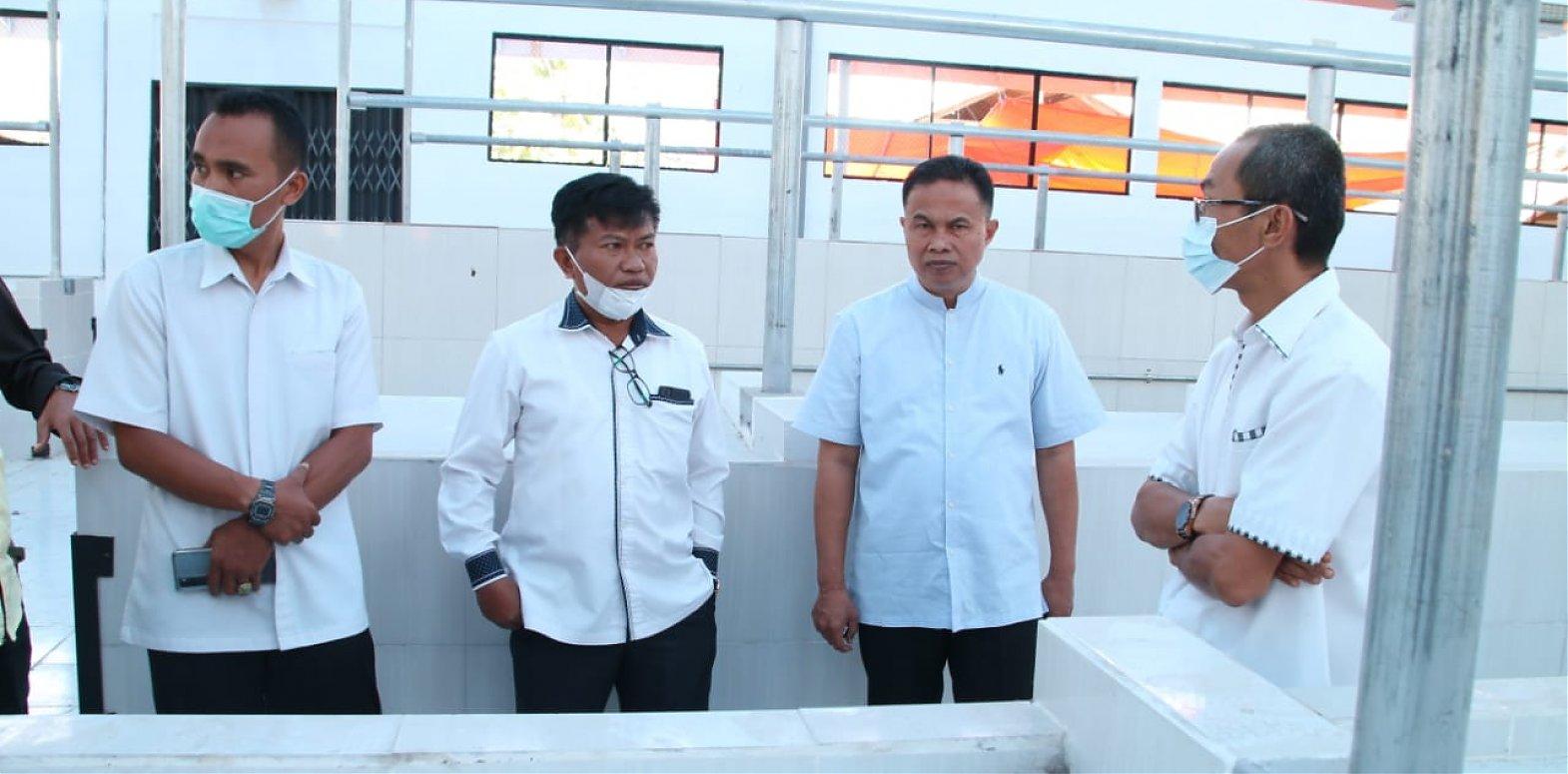 Terkait LKPJ Bupati Tahun 2020, Pansus II DPRD Agam Terima Keluhan Masyarakat Sungai Batang